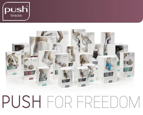 Push Braces - Push for Freedom